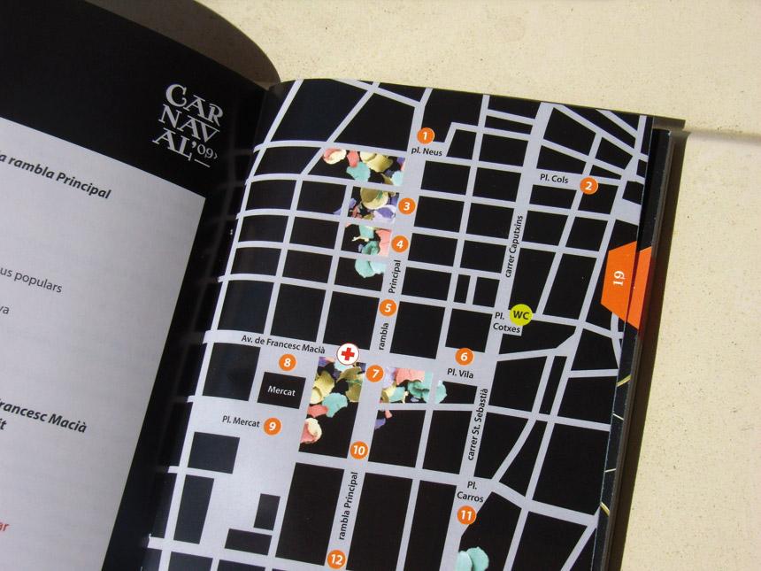 disseny grafic vilanova i la geltru, garraf, barcelona, carnaval