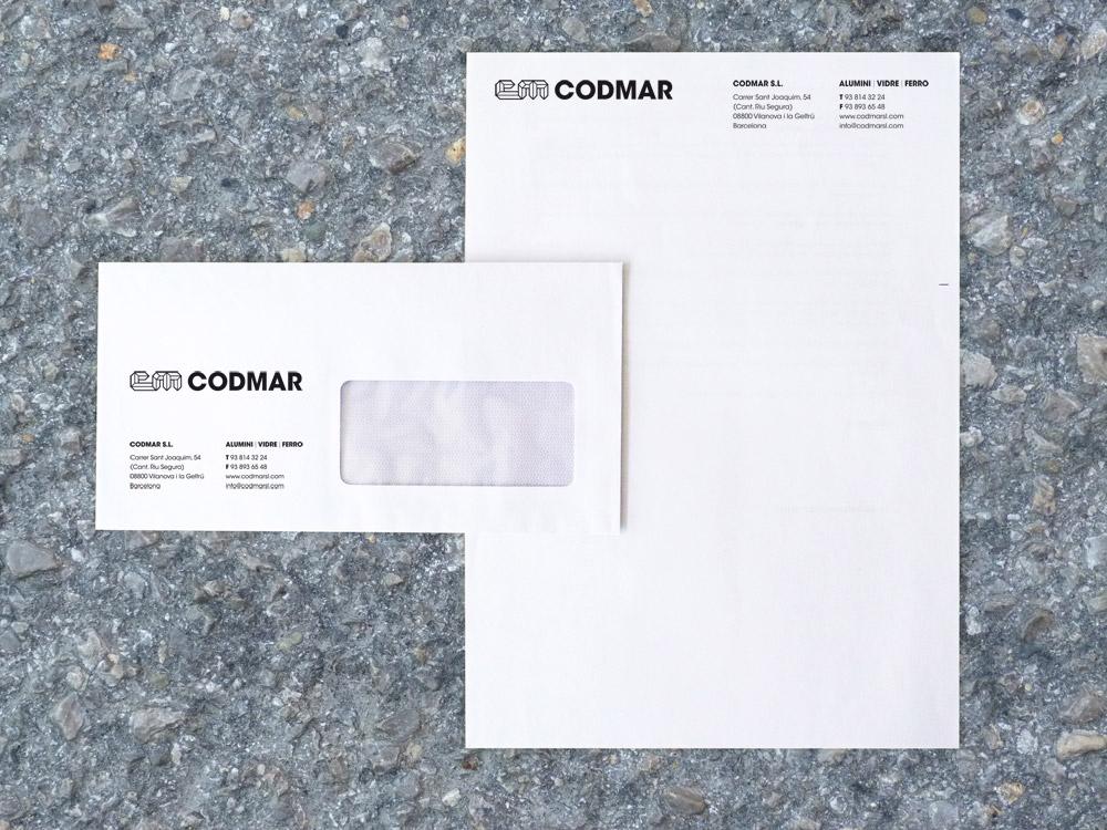 paper carta sobres corporatiu, vilanova i la geltru, garraf, disseny gràfic redisseny marca logo