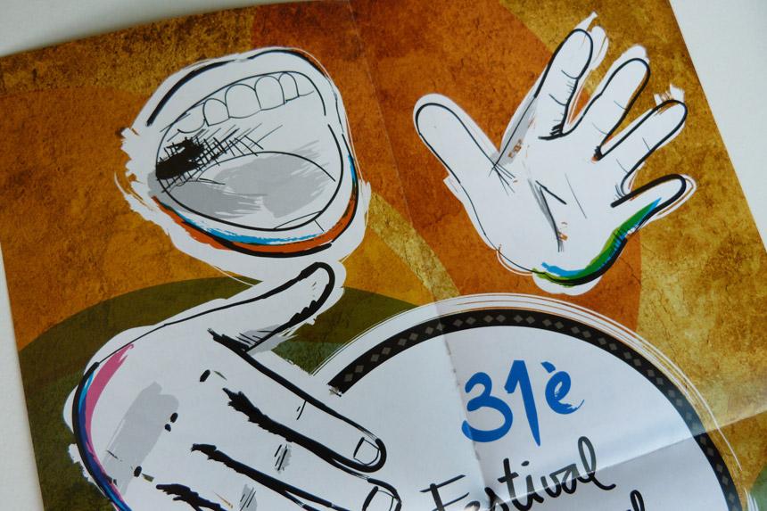 disseny gràfic Vilanova i la geltru, cartells, programa, festival cultura