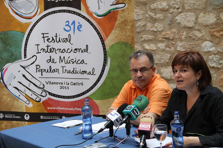 disseny gràfic Vilanova i la geltru, cultura, festival de musica FIMPT