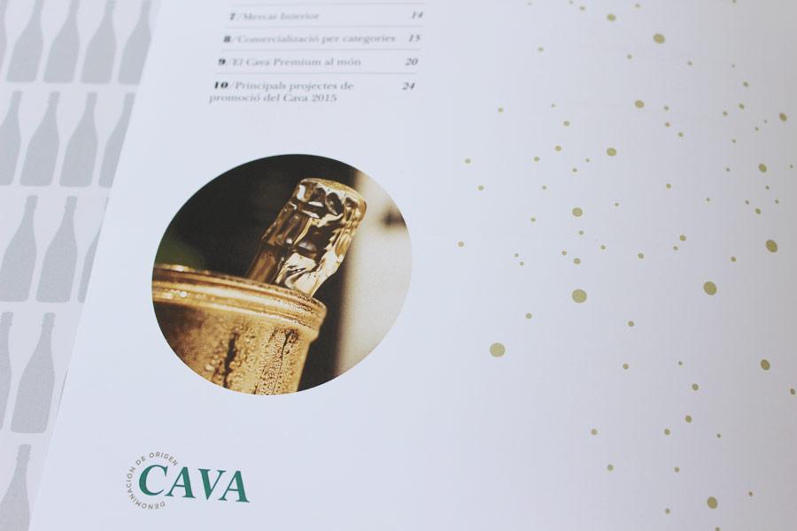 catàleg presentació dades Cava