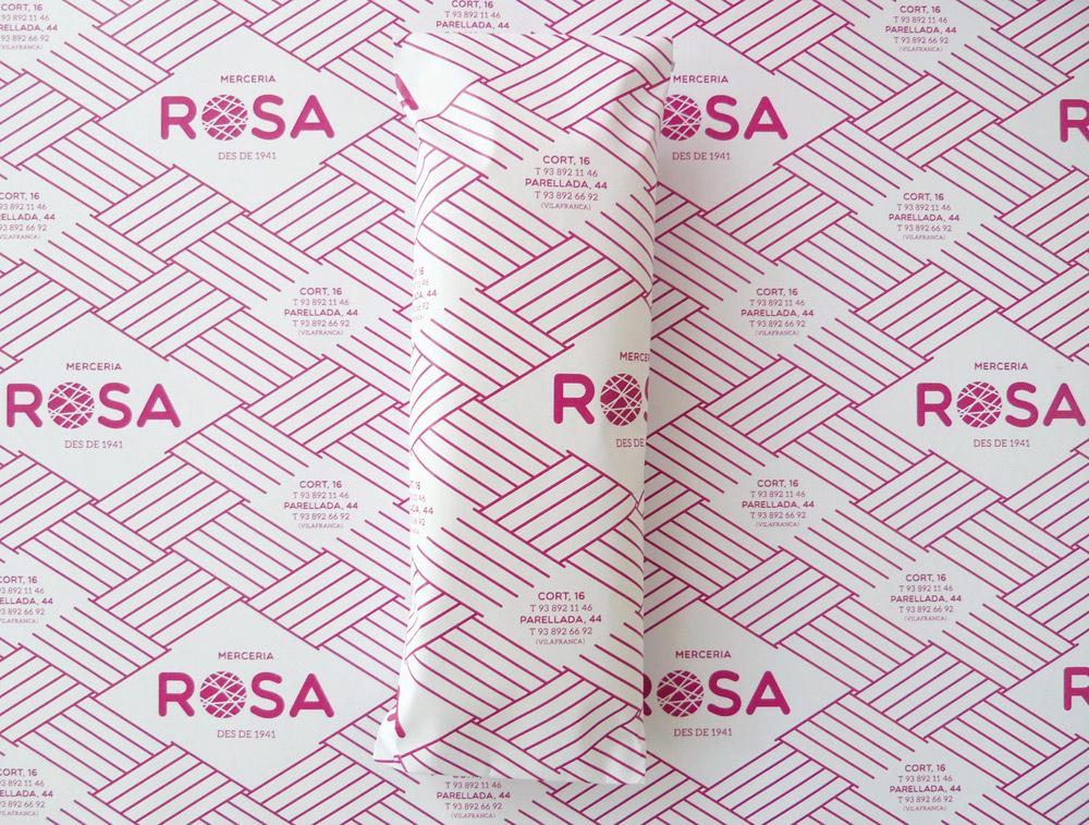 paper embolicar, disseny gràfic logo branding botiga comerç vilafranca, penedes