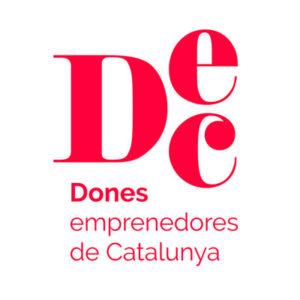 Logo Dones Emprenedores Catalunya