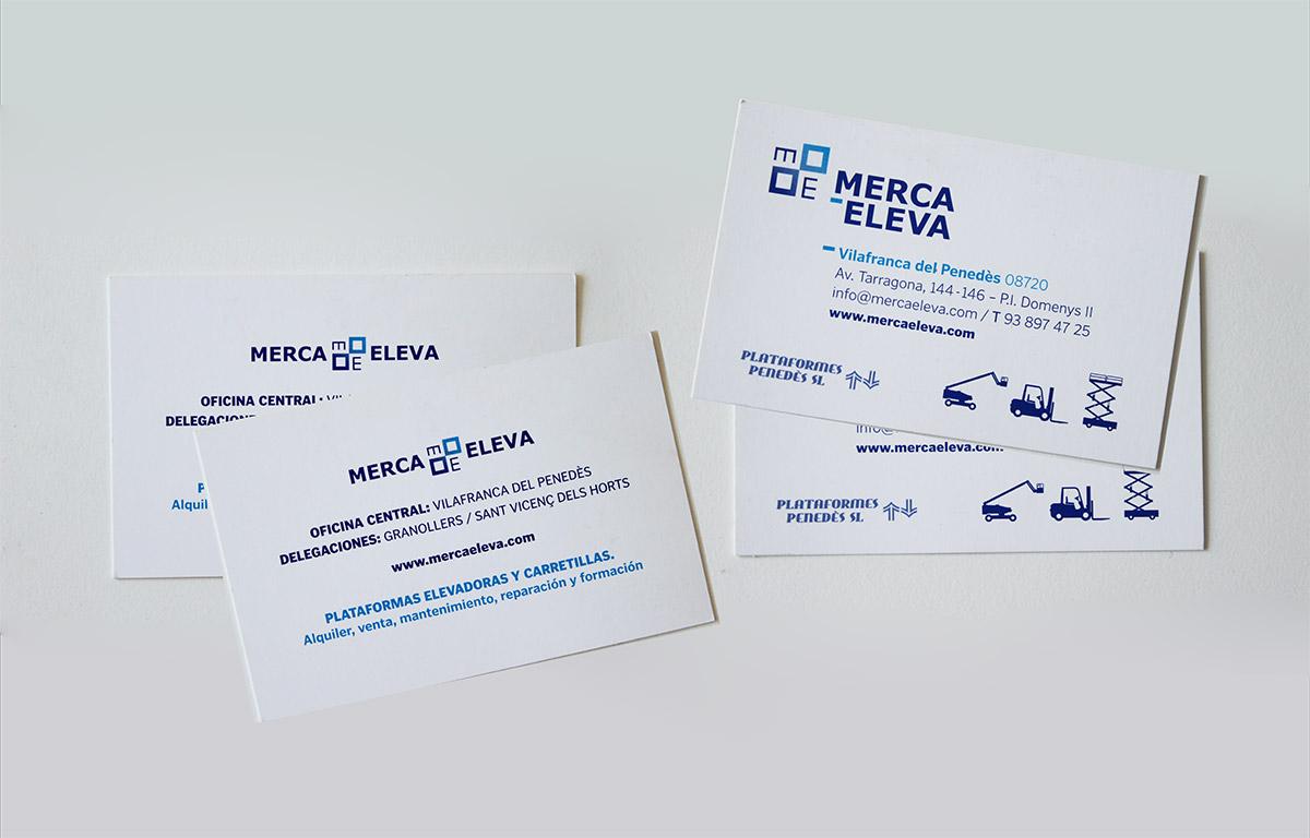 vilafranca del penedès redisseny de marca logotip targetes