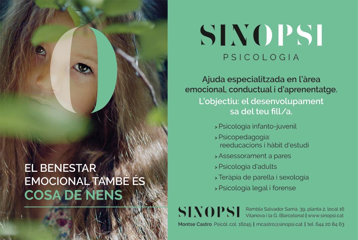 Vilanova i la Geltrú, imatge corporativa, disseny gràfic, logotip, flyer, consulta de psicologia
