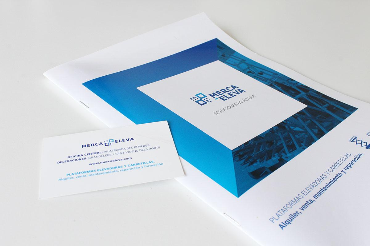 vilafranca del penedès redisseny de marca logotip catàleg empresa