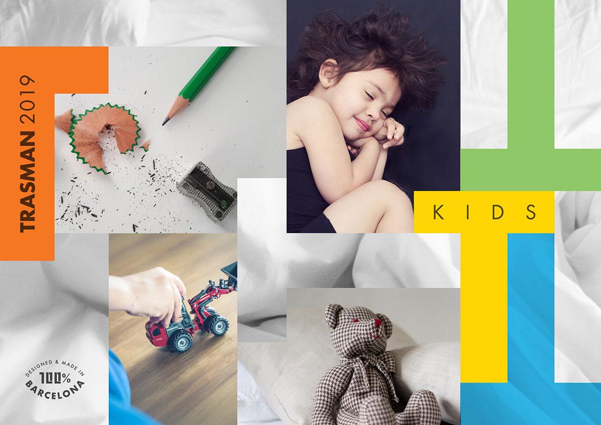 rebranding, disseny nou catàleg de productes, marca empresa trasman