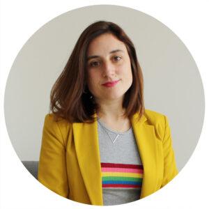 Judith Antolín dissenyadora gràfica Penedès
